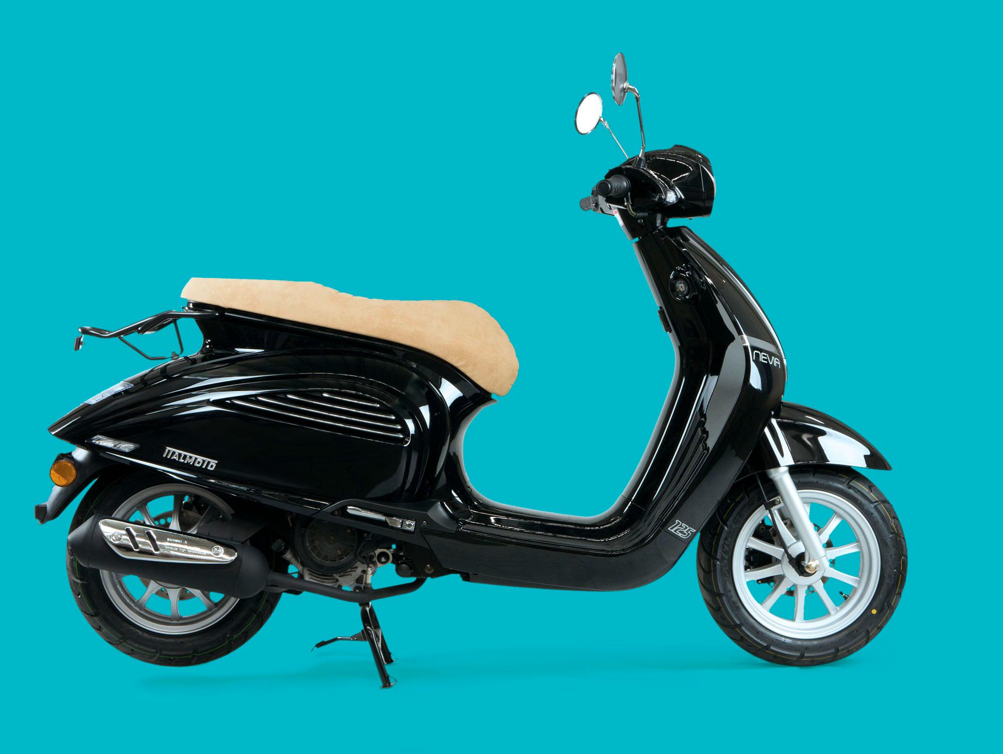 ITALMOTO Nevia - Scooter